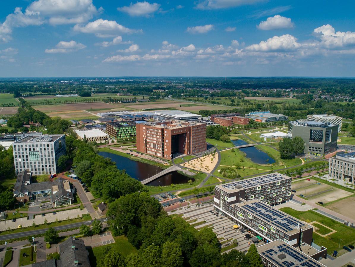Aanbesteding kassen Wageningen University & Research